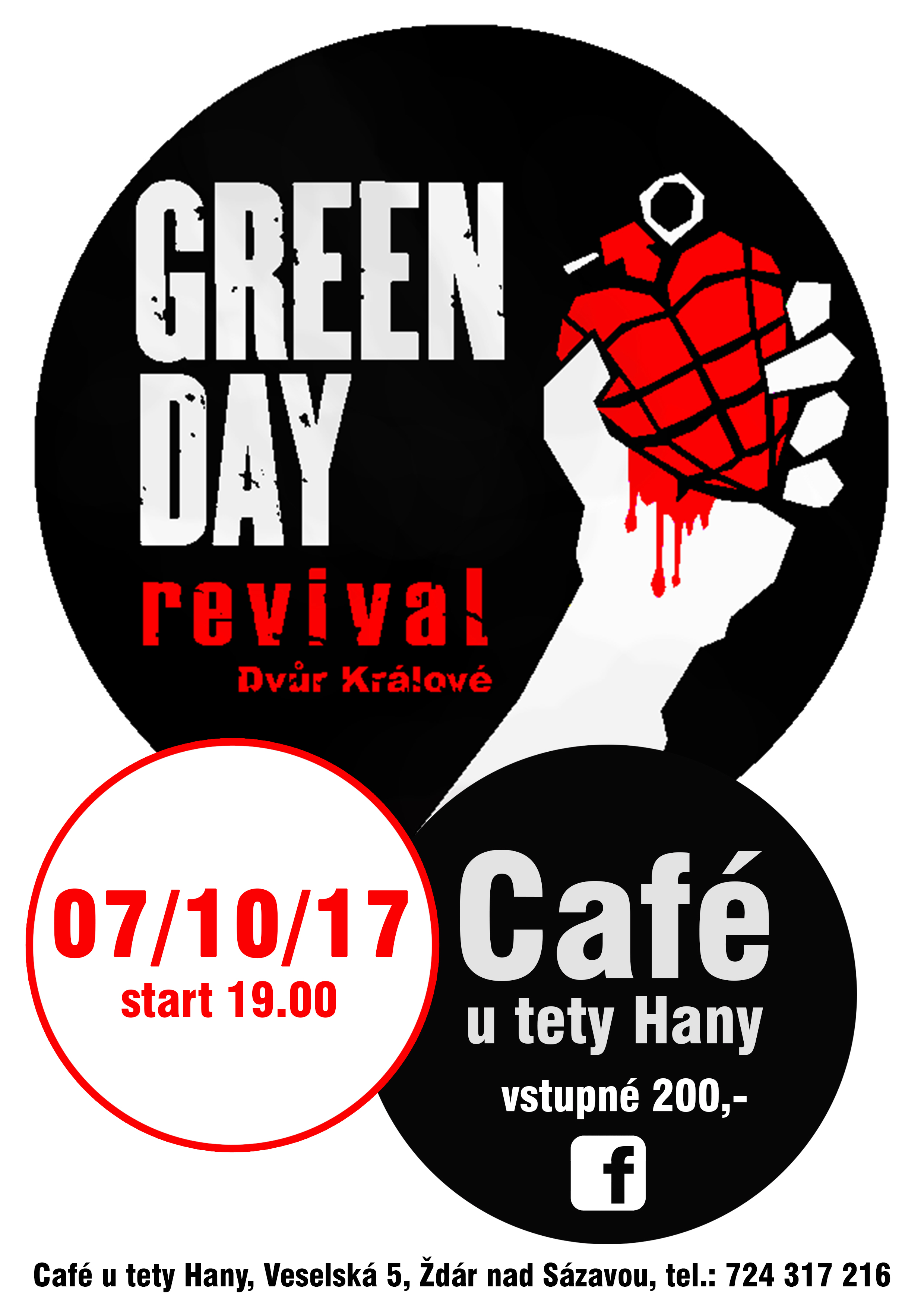 Green Day revival 7