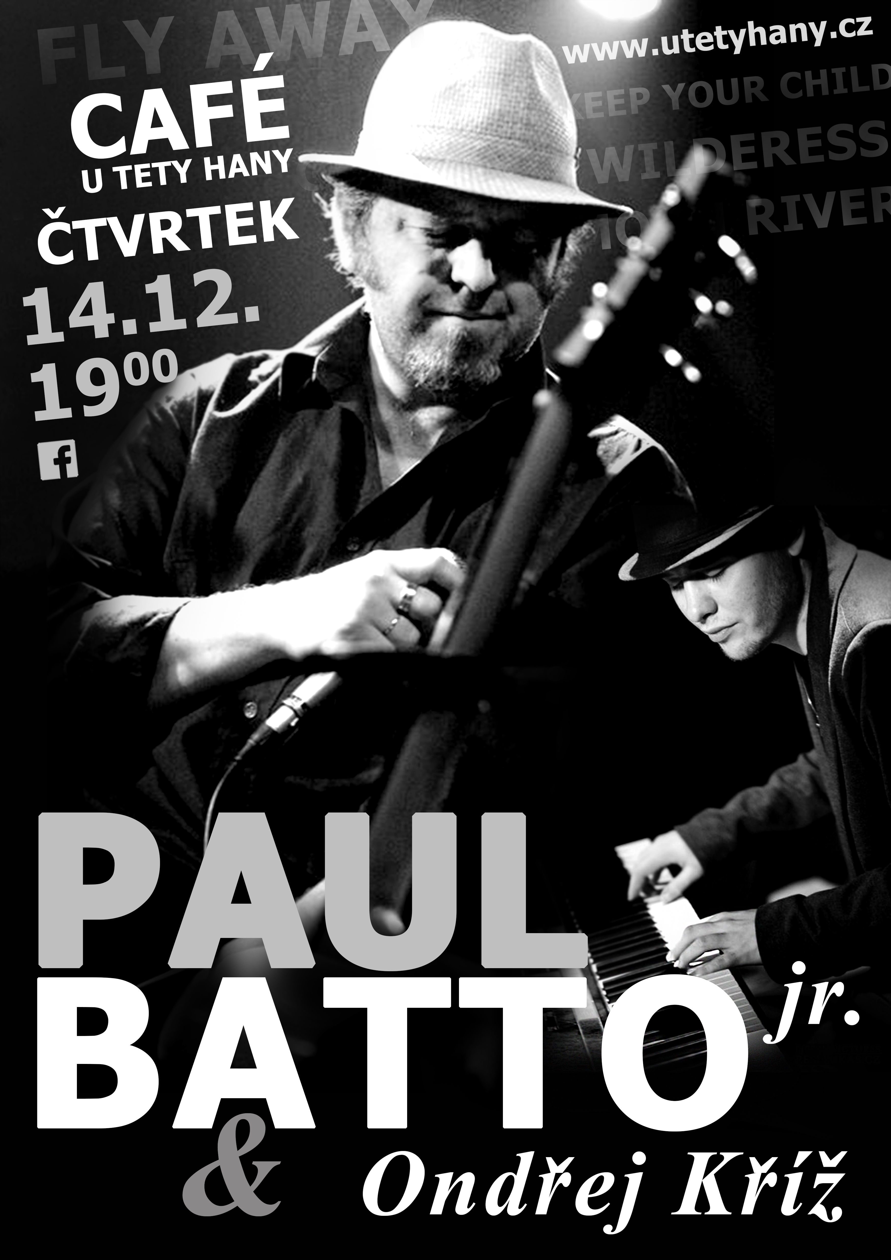 Paul Batto 2017 Café